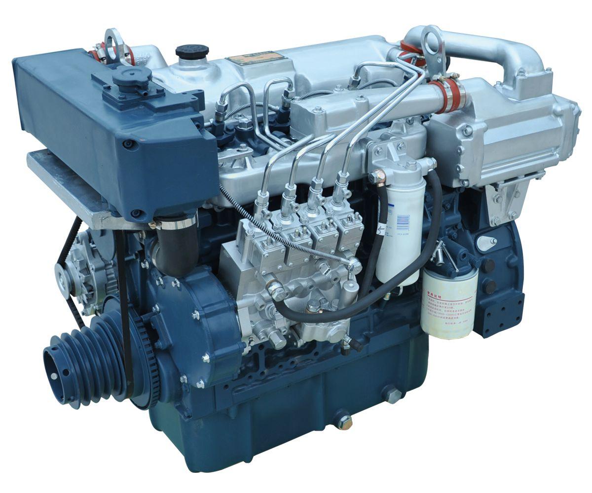 玉柴YC4D船用柴油发动机